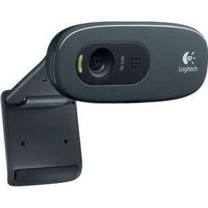 ���-������ Logitech HD Webcam C270 (960-000636)