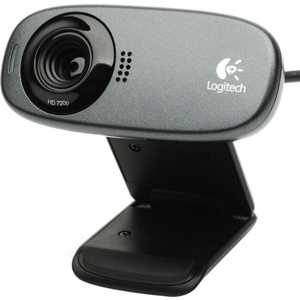 Веб-камера Logitech HD Webcam C310 (960-000638) web камера logitech hd webcam c310