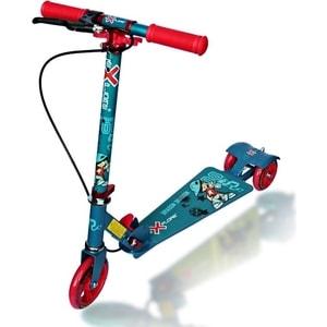 Самокат 2-х колесный Amigo Rocket красный самокат 2 х колесный amigo target синий