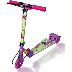 Самокат 2-х колесный Amigo Rocket фиолетовый самокат 3 х колесный amigo viper sport фиолетовый