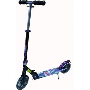 Самокат 2-х колесный Amigo Supreme фиолетовый самокат 3 х колесный amigo viper sport фиолетовый