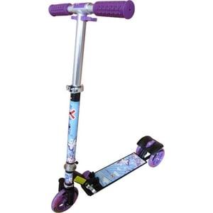 все цены на Самокат Amigo Viper sport фиолетовый онлайн