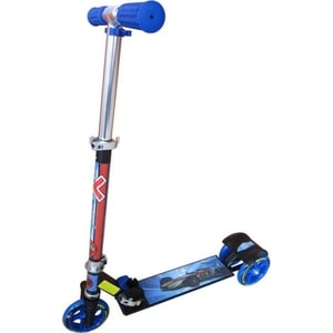 Самокат 3-х колесный Amigo Viper sport синий spine viper 251 37