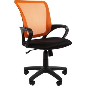 все цены на Офисное кресло Chairman 969 TW оранжевый онлайн