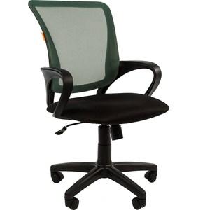 Офисное кресло Chairman 969 TW-03 зеленый