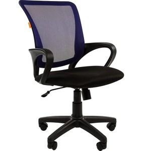 Офисное кресло Chairman 969 TW-05 синий