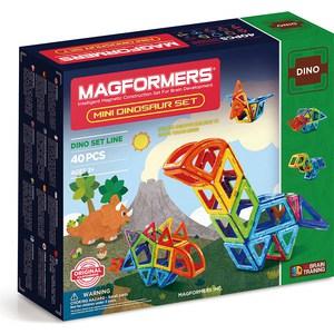 Магнитный конструктор Magformers Mini Dinosaur set (708003)