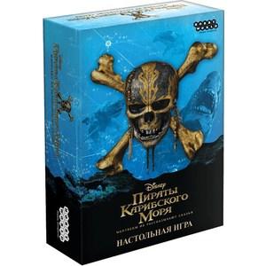 Настольная игра Hobby World Пираты Карибского моря: Мертвецы не рассказывают сказки (1751)