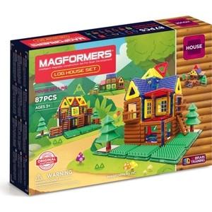 Магнитный конструктор Magformers Log House Set (705004)