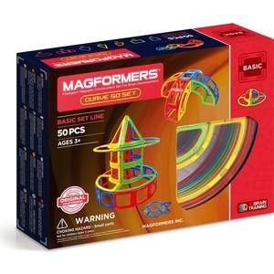 Магнитный конструктор Magformers Curve 50 (701012)