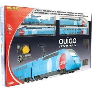 Фотография товара железная дорога Mehano Двухэтажный TGV OUIGO (T114) (782812)