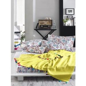 Комплект постельного белья Istanbul Евро, ранфорс, Style жёлтый (9477жёлтый) istanbul 1 10 000