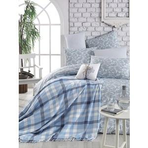 Комплект постельного белья Istanbul Евро, ранфорс, Squart голубой (9479голубой) istanbul 1 10 000