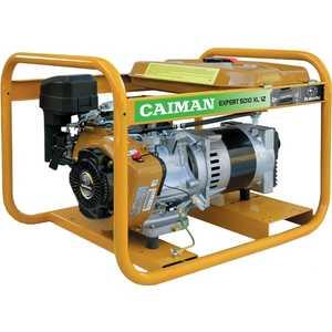 Генератор бензиновый Caiman Explorer 5010XL12  генератор бензиновый caiman expert 3010x