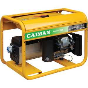 Генератор бензиновый Caiman Explorer 7510XL27 DE