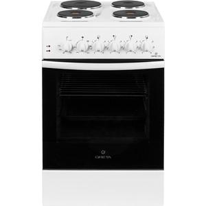 Электрическая плита GRETA 1470-Э исп. 07 белая цена и фото
