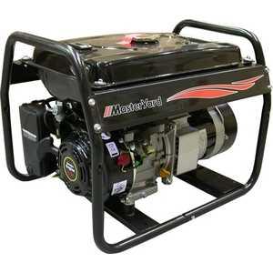 Генератор бензиновый MasterYard GLH 4000L XL18