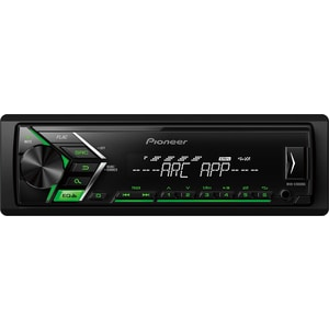 Автомагнитола Pioneer MVH-S100UBG автомагнитола pioneer flash mvh s100ubg