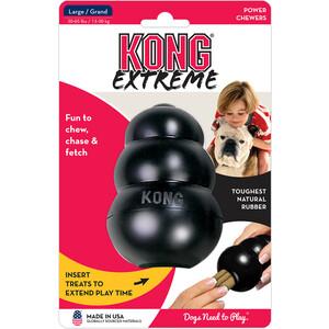 Игрушка KONG Extreme Large большая 10х6см очень прочная для собак джей ви j w игрушка для лакомства большая пирамидки на канате для собак 1 шт