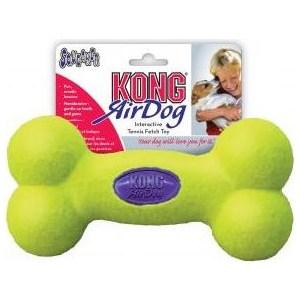 Игрушка KONG Air Squeaker Bone Large Косточка большая 23см для собак игрушка для собак kong air регби средняя 14см