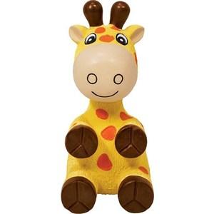 Игрушка KONG Wiggi Giraffe Large Жираф большой 22х12см для собак
