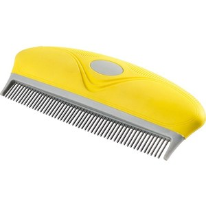 Фото - Расческа Hunter Smart Luxury Grooming Comb with Rotating Large Pins с вращающимися большими зубчиками для животных Luxury 2017 luxury brand women handbag oil wax leather vintage casual tote large capacity shoulder bag big ladies messenger bag bolsa