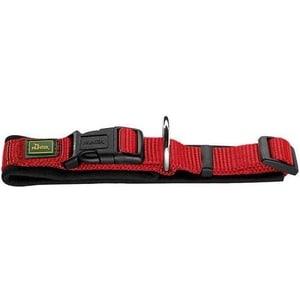 Ошейник Hunter Collar Neopren Vario Plus (40-45см) нейлон/неопрен красный/черный для собак ошейник hunter collar maui vario plus m 36 55cм сетчатый текстиль красный для собак