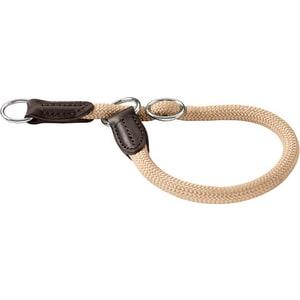 Фотография товара ошейник-удавка Hunter Collar Training Freestyle 60/10 нейлоновая стропа бежевый для собак (790103)