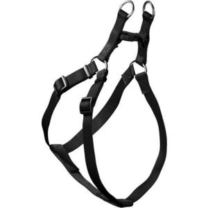 Шлейка Hunter Smart Harness Ecco Sport Quick L/25 (52-74/55-79 см) нейлон черная для собак сумка eldora ecco ecco mp002xw0001w