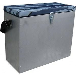 Ящик для зимней рыбалки Тонар оцинкованный Helios 23л. аксессуар черпак рыбака тонар спортивный 005755