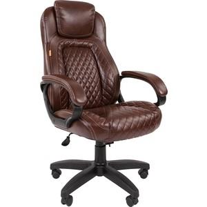 Офисное кресло Chairman 432 экопремиум коричневая офисное кресло chairman 429 экопремиум серый ткань 10 356 черная