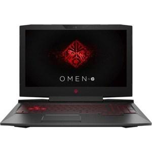 Игровой ноутбук HP Omen 15-ce009ur (Core i7-7700HQ/ 2.8Ghz/15.6/Full HD/8Gb/1Tb HDD/GeForce GTX 1050/Win 10) ноутбук asus k501ux dm282t 15 6 intel core i7 6500 2 5ghz 8gb 1tb hdd geforce gtx 950mx 90nb0a62 m03370