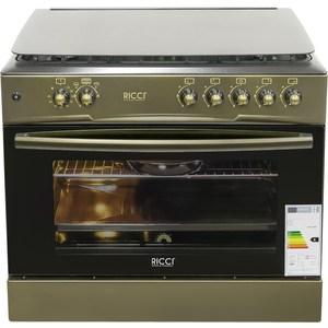 Газовая плита RICCI RGC 9040BZ ricci rgc 6030 bl