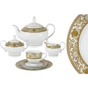 Чайный сервиз 42 предмета на 12 персон Bavaria Баден (B-17005/42) сервиз чайный bavaria гамбург 6 23 фарфор