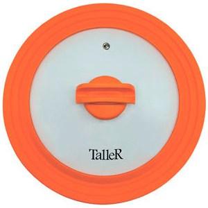 Крышка d 24-26-28 см Taller (TR-8007) сковорода wok d 28 см taller tr 4196