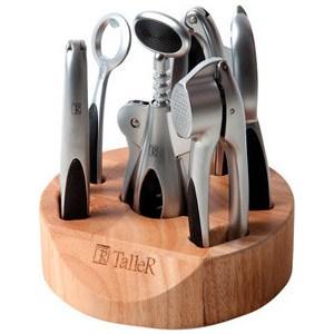 Набор кухонных принадлежностей 7 предметов Taller (TR-5003) elcano elcano sp 5003