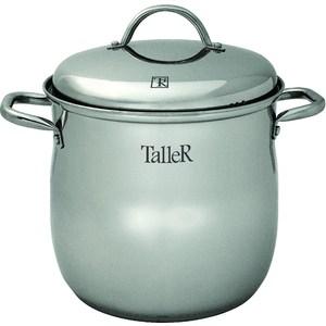 Кастрюля 10 л Taller Сабина (TR-1070) чайник taller эллингтон tr 1380 2 8л