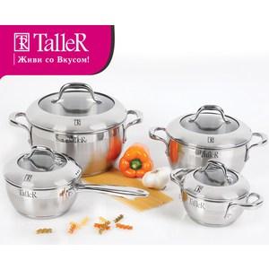 Набор посуды 8 предметов Taller Капулетти (TR-1027) набор посуды taller tr 1040