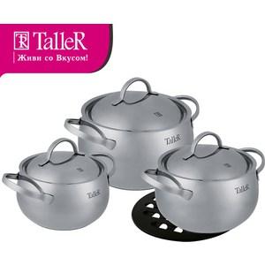 Набор посуды 7 предметов Taller Стаут (TR-1037) набор посуды taller tr 1040
