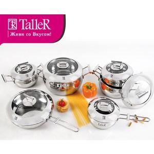 Набор посуды 12 предметов Taller Робертс (TR-1040) набор посуды taller tr 1040