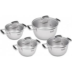 Набор посуды 9 предметов Taller Льюис (TR-1071) набор посуды taller tr 1040