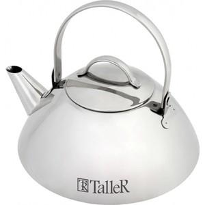 Чайник заварочный 1 л Taller Саймон (TR-1345) чайник со свистком 2 8 л taller эллингтон tr 1380