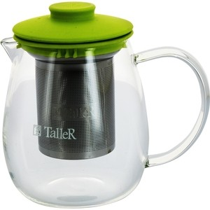 Чайник заварочный 0.6 л Taller (TR-1360) чайник заварочный taller tr 1348 1 2 л