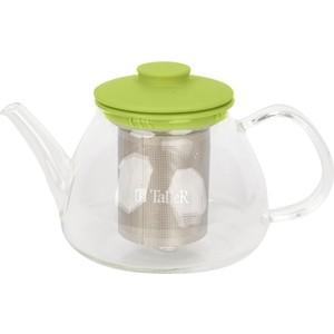 Чайник заварочный 0.8 л Taller (TR-1361) чайник со свистком 2 8 л taller эллингтон tr 1380