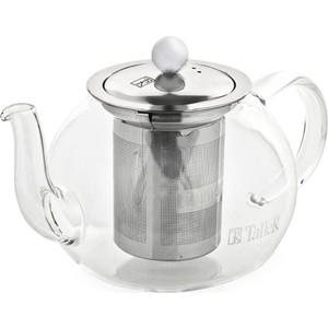 Чайник заварочный 0.8 л Taller (TR-1370) чайник со свистком 2 8 л taller эллингтон tr 1380