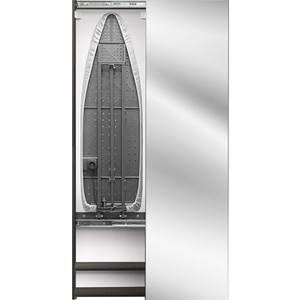 Встроенная гладильная доска Shelf.On Iron Box (Айрон Бокс) купе венге право