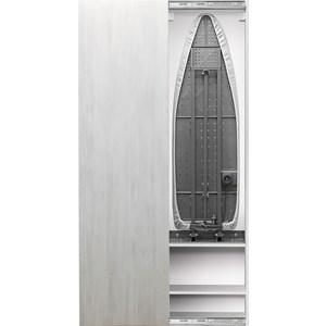 Встроенная гладильная доска Shelf.On Iron Box Eco (Айрон Бокс Эко) купе беленый дуб лево