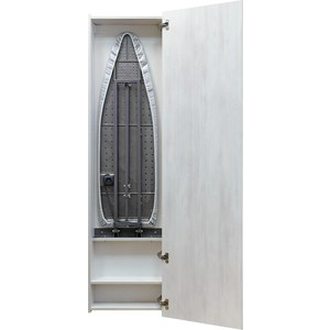 Встроенная гладильная доска Shelf.On Iron Box Eco (Айрон Бокс Эко) распашная беленый дуб право гладильная доска belsi home belsi lazio распашная