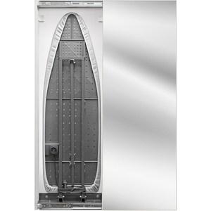 Встроенная гладильная доска Shelf.On Iron Slim (Айрон Слим) купе беленый дуб право