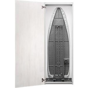 Встроенная гладильная доска Shelf.On Iron Slim (Айрон Слим) распашная беленый дуб лево